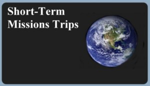 short-term missions - updated